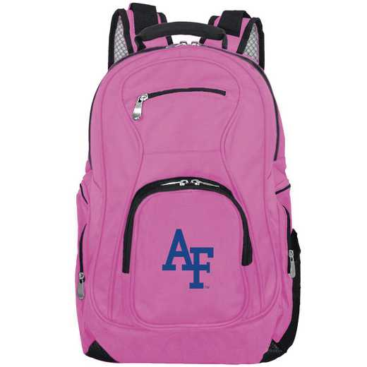 CLAFL704-PINK: NCAA Air Force Falcons Backpack Laptop