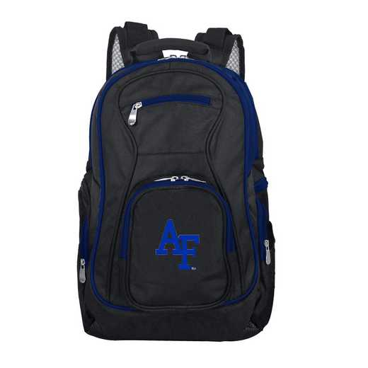 CLAFL708: NCAA Air Force Falcons Trim color Laptop Backpack
