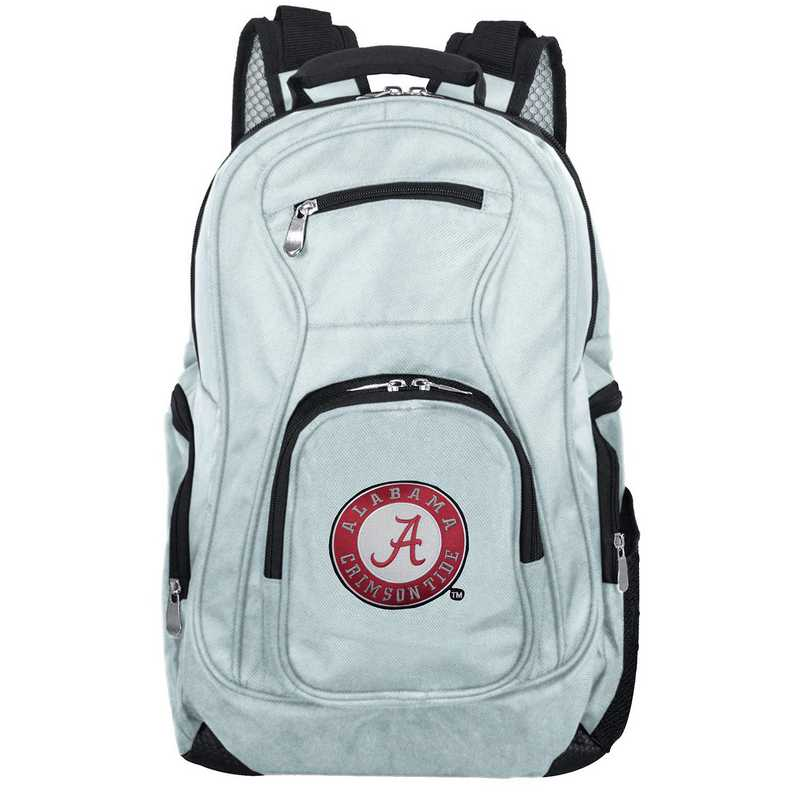 CLALL704-GRAY: NCAA Alabama Crimson Tide Backpack Laptop