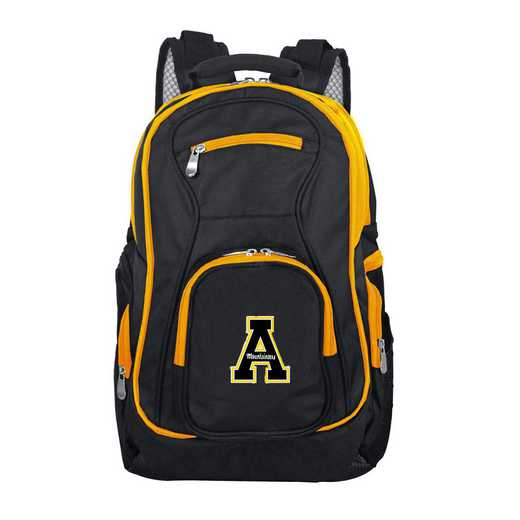 CLAPL708: NCAA Appalachian State Mountaineers Trim color Laptop Backpack