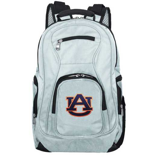 CLAUL704-GRAY: NCAA Auburn Tigers Backpack Laptop