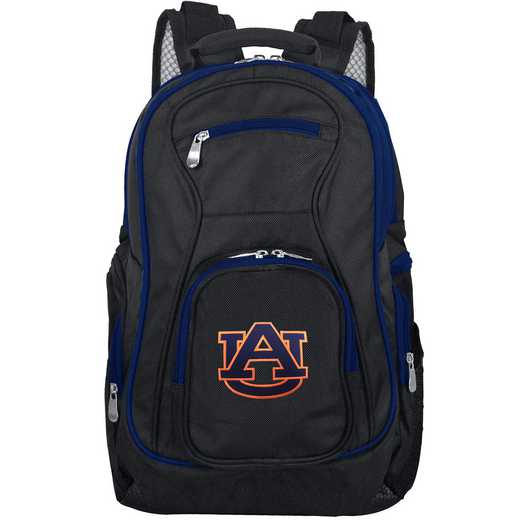CLAUL708: NCAA Auburn Tigers Trim color Laptop Backpack