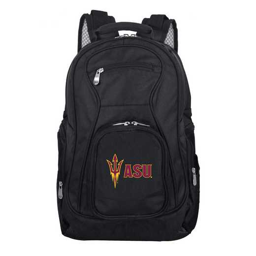 CLAZL704: NCAA Arizona State Sun Devils Backpack Laptop