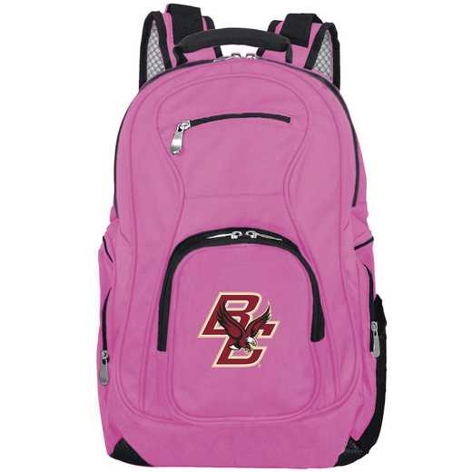 CLBCL704-PINK: NCAA Boston College Eagles Backpack Laptop