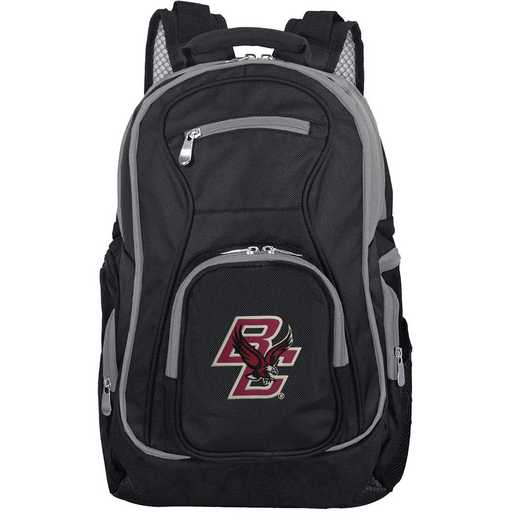CLBCL708: NCAA Boston College Eagles Trim color Laptop Backpack