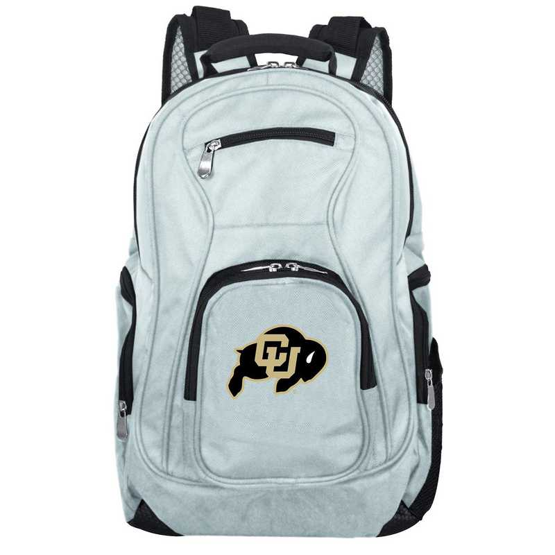 CLCOL704-GRAY: NCAA Colorado Buffaloes Backpack Laptop