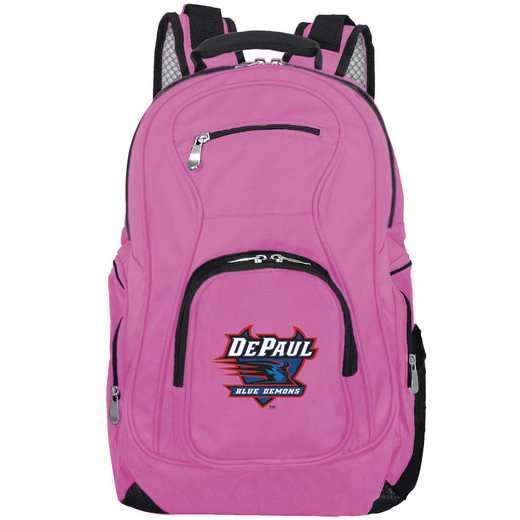 CLDPL704-PINK: NCAA Depaul Backpack Laptop