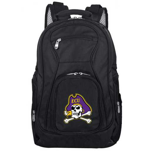 CLECL704: NCAA East Carolina Pirates Backpack Laptop