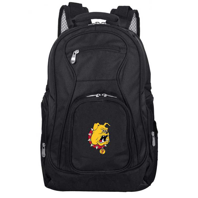 CLFEL704: NCAA Ferris State Bulldogs Backpack Laptop