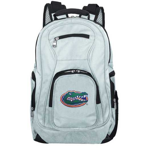 CLFLL704-GRAY: NCAA Florida Gators Backpack Laptop