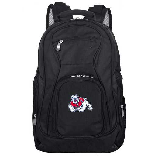 CLFRL704: NCAA Fresno State Bulldogs Backpack Laptop