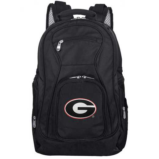 CLGAL704: NCAA Georgia Bulldogs Backpack Laptop