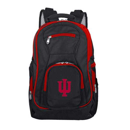 CLIUL708: NCAA Indiana Hoosiers Trim color Laptop Backpack