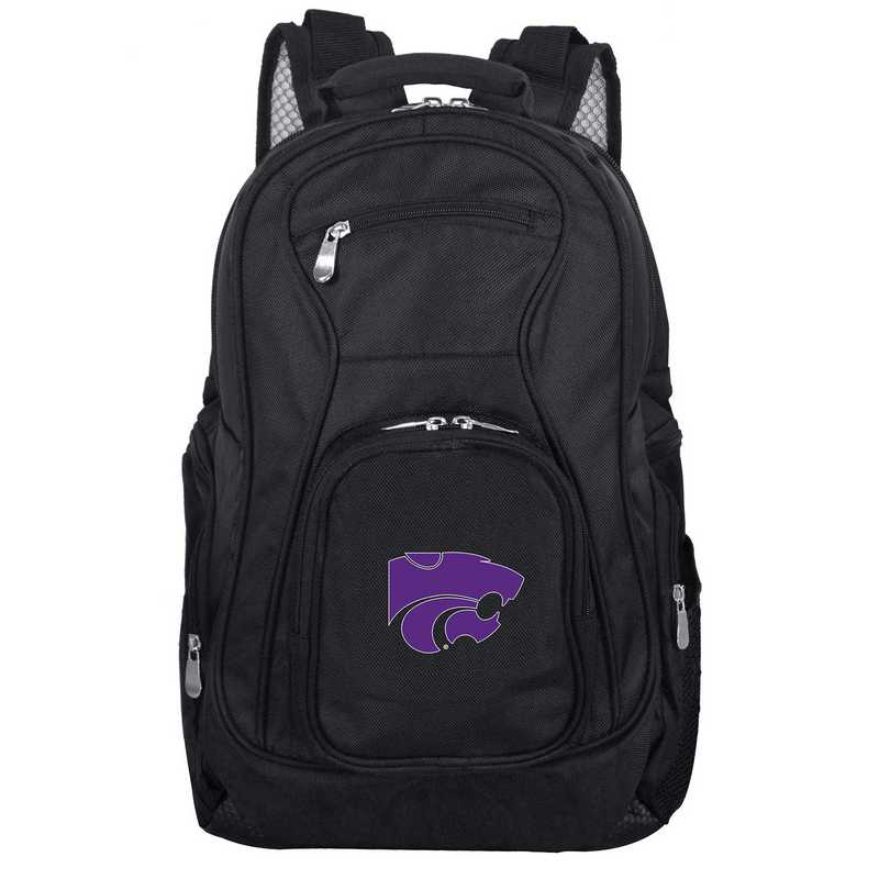 CLKSL704: NCAA Kansas State Wildcats Backpack Laptop