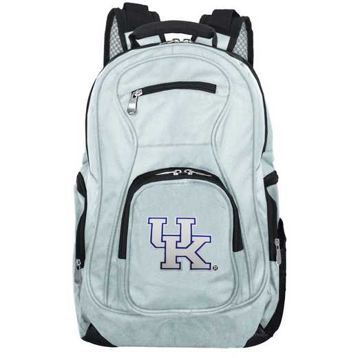 CLKYL704-GRAY: NCAA Kentucky Wildcats Backpack Laptop
