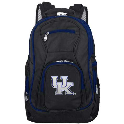 CLKYL708: NCAA Kentucky Wildcats Trim color Laptop Backpack