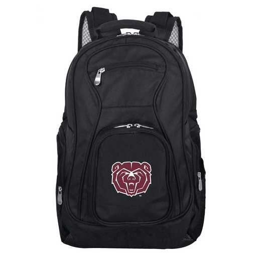 CLMBL704: NCAA Missouri State University Bears Backpack Laptop