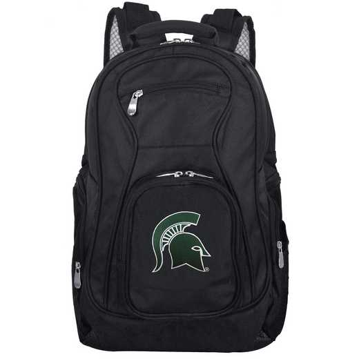 CLMSL704: NCAA Michigan State Spartans Backpack Laptop