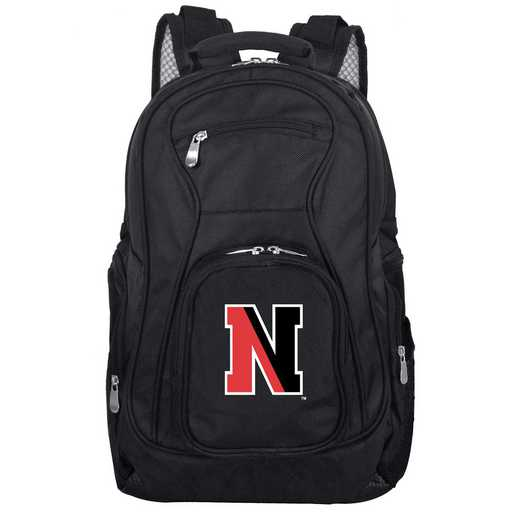 CLNEL704: NCAA Northeastern Huskies Backpack Laptop