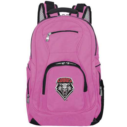 CLNML704-PINK: NCAA New Mexico Lobos Backpack Laptop