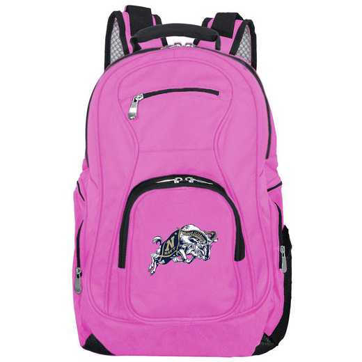 CLNVL704-PINK: NCAA Navy Midshipmen Backpack Laptop