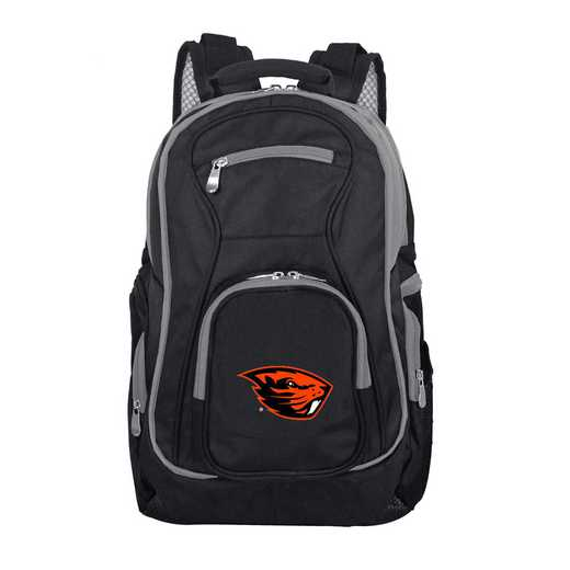CLOGL708: NCAA Oregon State Beavers Trim color Laptop Backpack