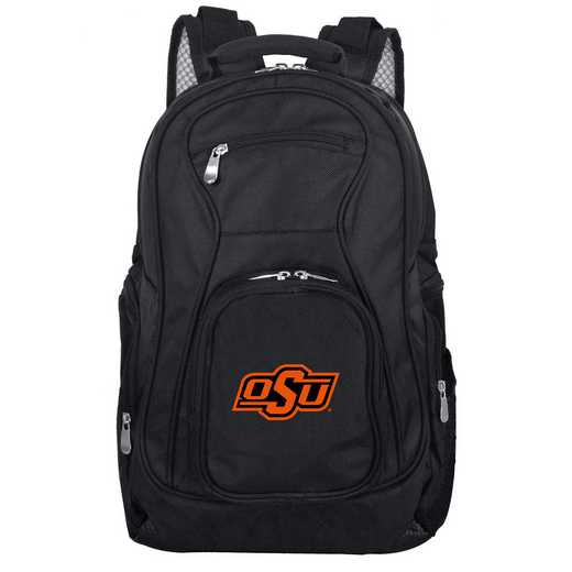 CLOKL704: NCAA Oklahoma State Cowboys Backpack Laptop