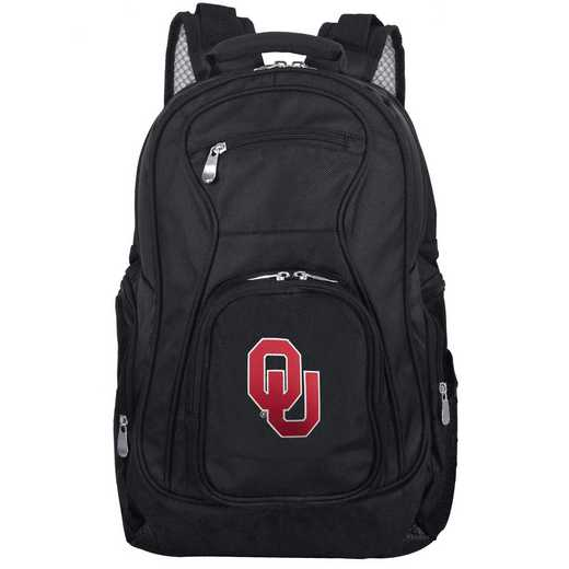CLOUL704: NCAA Oklahoma Sooners Backpack Laptop