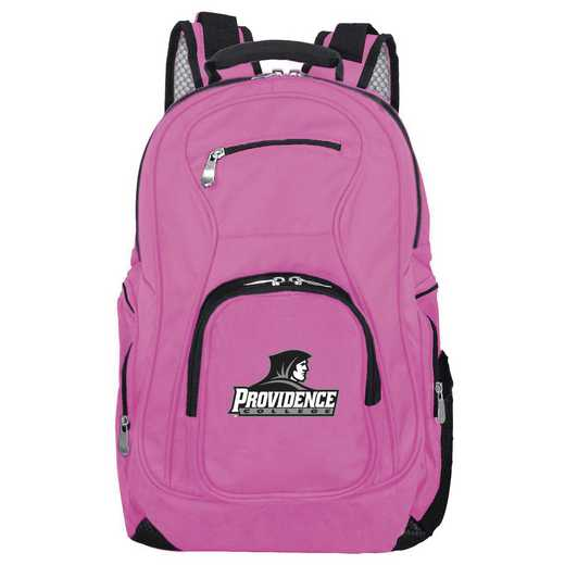 CLPCL704-PINK: NCAA Providence College Backpack Laptop
