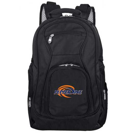 CLPPL704: NCAA Pepperdine University Waves Backpack Laptop