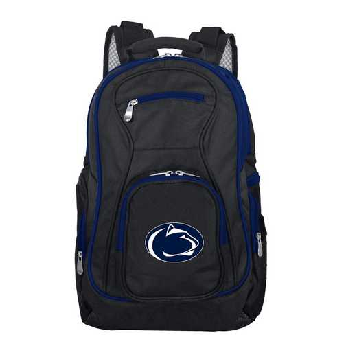 CLPSL708: NCAA Penn State Nittany Lions Trim color Laptop Backpack