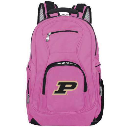 CLPUL704-PINK: NCAA Purdue Boilermakers Backpack Laptop