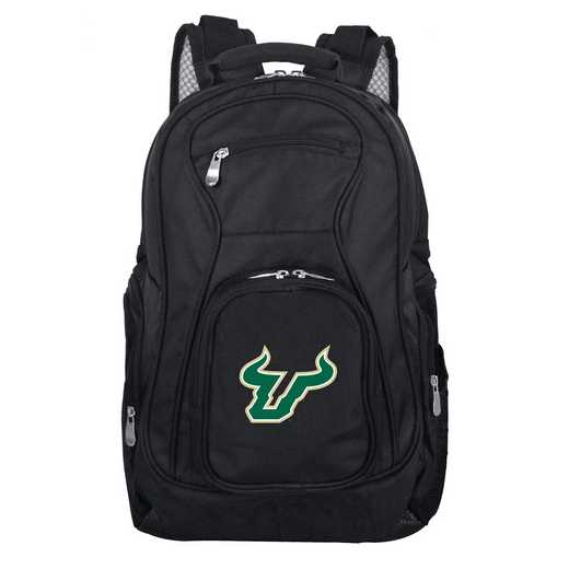 CLSFL704: NCAA South Florida Bulls Backpack Laptop