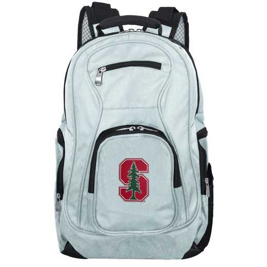 CLSUL704-GRAY: NCAA Stanford Cardinal Backpack Laptop