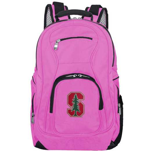 CLSUL704-PINK: NCAA Stanford Cardinal Backpack Laptop