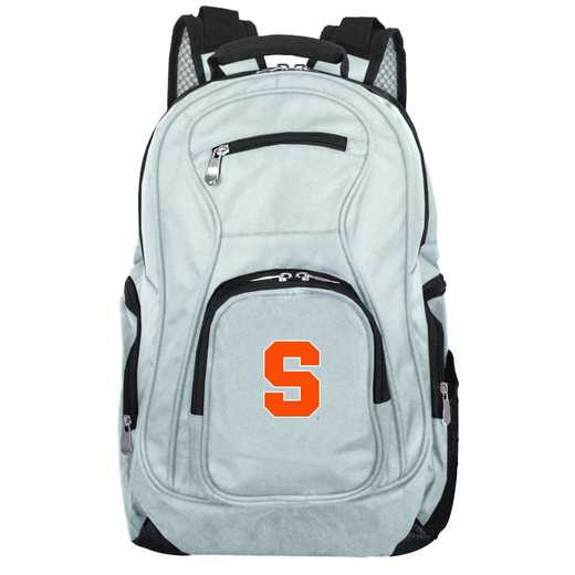 CLSYL704-GRAY: NCAA Syracuse Orange Backpack Laptop