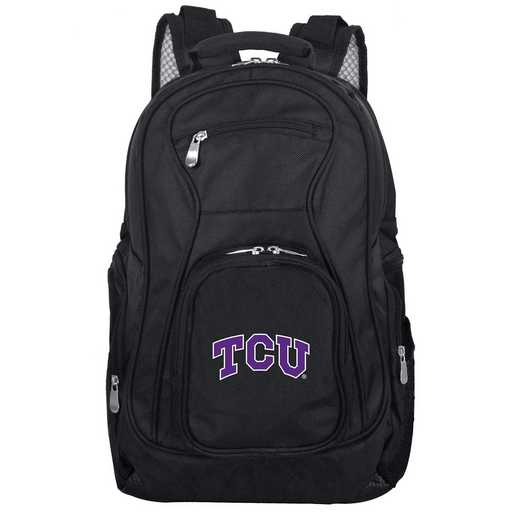 CLTCL704: NCAA Texas Christian University Horned Frogs Backpack Laptop