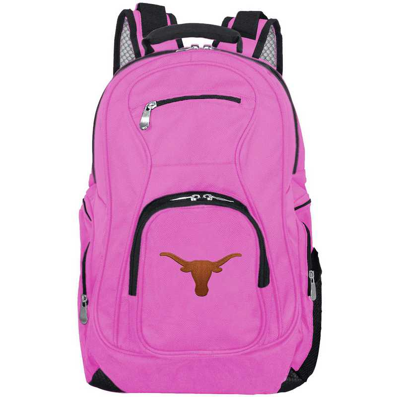 CLTXL704-PINK: NCAA Texas Longhorns Backpack Laptop