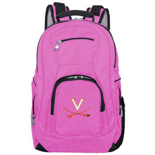 CLVIL704-PINK: NCAA Virginia Cavaliers Backpack Laptop