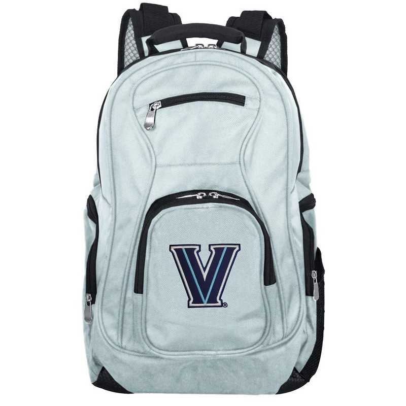 CLVLL704-GRAY: NCAA Villanova Wildcats Backpack Laptop