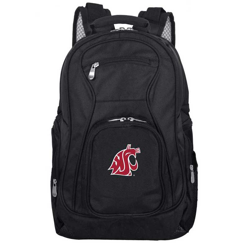 CLWSL704: NCAA Washington State Cougars Backpack Laptop