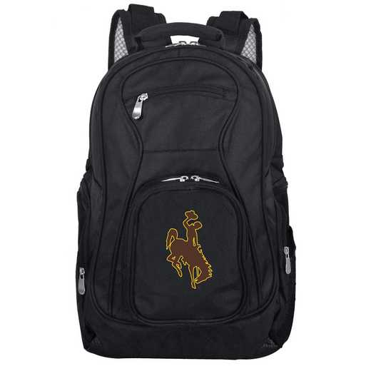 CLWYL704: NCAA Wyoming Cowboys Backpack Laptop
