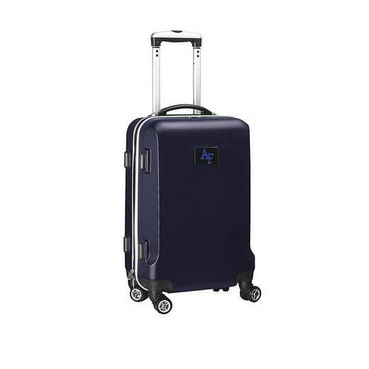 CLAFL204-NAVY: NCAA Air Force Falcons   21-Inch Hardcase Spinner NVY