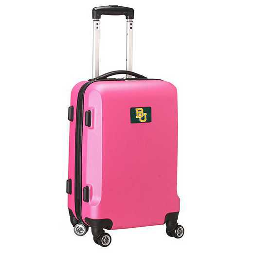 CLBAL204-PINK: NCAA Baylor Bears   21-Inch Hardcase Spinner PNK
