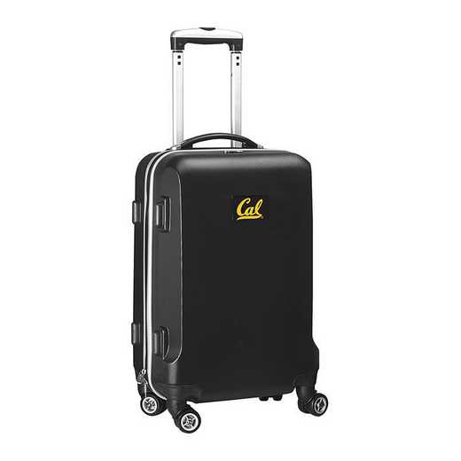 CLCBL204-BLACK: NCAA California Bears   21-Inch Hardcase Spinner BLK