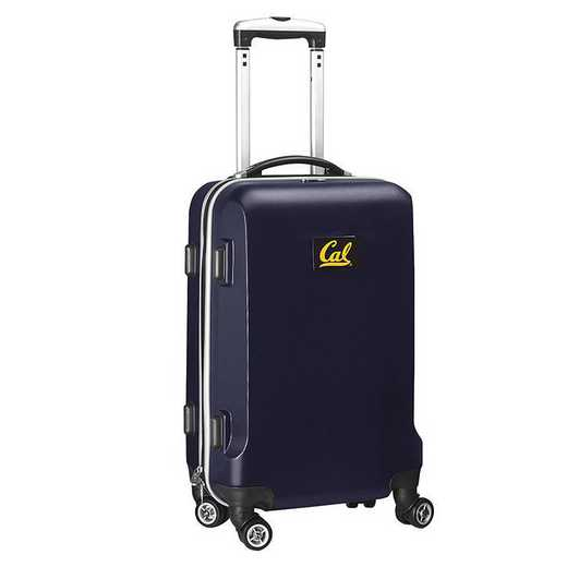 CLCBL204-NAVY: NCAA California Bears   21-Inch Hardcase Spinner NVY