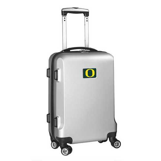 CLODL204-SILVER: NCAA Oregon Ducks   21IN Hardcase Spinner -SLV