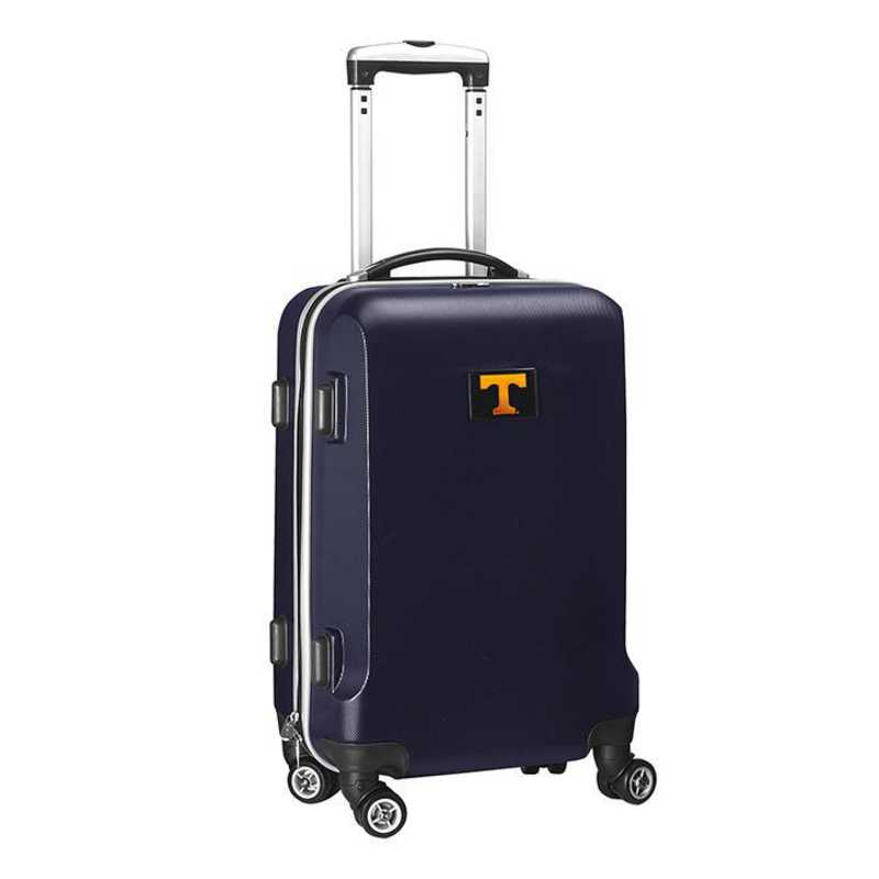 CLTNL204-NAVY: NCAA Tennessee Vols   21-Inch Hardcase Spinner NVY
