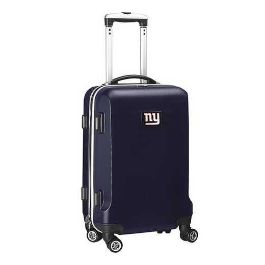 NFNGL204-NAVY: NFL New York Giants   21IN Hardcase Spinner -NVY