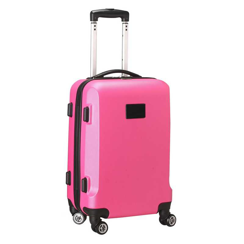 PLZZL204-PINK: Blank Hardcase Carry On Spinner Pink